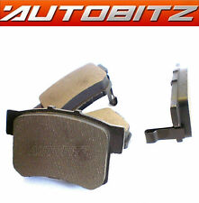 FITS  HONDA STREAM 2001-2006 1.7 2.0 VTEC REAR DISC BRAKE PADS FULL SET