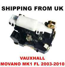 CENTRAL DOOR LOCK MOTOR ACTUATOR FRONT LEFT for VAUXHALL MOVANO MK1 FL 2003-2010