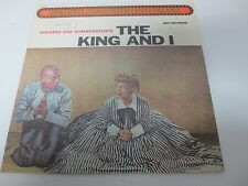 RODGERS & HAMMERSTEIN ~ THE KING AND I ~ORIGINAL BROADWAY CAST~ SEALED LP
