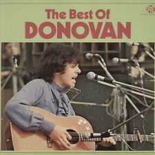 "12"" Donovan The Best Of Donovan (Catch The Wind, Colours) PYE 70`s"