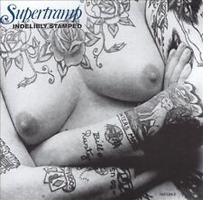 Indelibly Stamped [Remaster] by Supertramp (CD, Aug-1997, Universal/Polygram)
