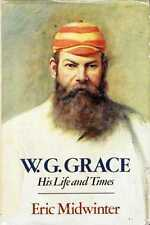 Midwinter, Eric W G GRACE HIS LIFE AND TIMES Hardback BOOK