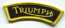 TRIUMPH BANNER PATCH (PWP0010)