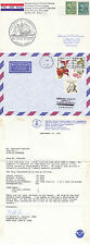 US ARCTIC RESEARCH SHIP NOAA MV JOHN N COBB 2 SHIPS CACHED COVERS & LETTER