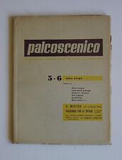 Palcoscenico 1947 Anton Giulio Bragaglia Futurismo Harold Gray William Saroyan