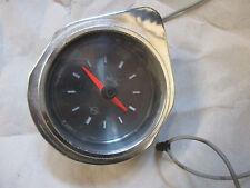 Uhr Zeituhr Kienzle 6 Volt Opel Rekord  P2