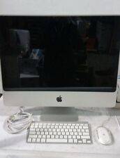 "Apple iMac 24"" 2.8GHz 4gb Ram 1TB HD Intel Core 2 Duo August 2007 Free Shipping"