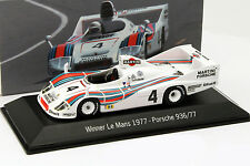 Porsche 936/77 #4 Winner 24h LeMans 1977 Martini Racing 1:43 Spark