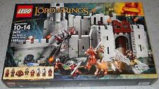 LEGO Lord of the Rings 9474 The Battle of Helm's Deep 1368 pcs Retired! Sealed!