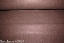 "*** Craft Felt Fabric 72"" (180 cm) Wide -10 colours 2 mm Thick £4.30  Metre ***"