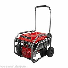 Honda Gas Powered Electrical Generator 8750 Watt Power Electric Start RV NEW