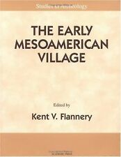 The Early Mesoamerican Village : Archaeological Research Strategy for an Endange