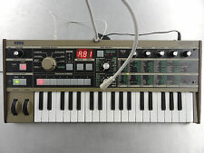 Korg Microkorg Micro Keyboard Synthesizer Vocoder Synth & Microphone Mic