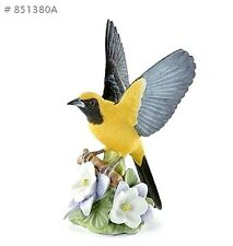 Lenox Hooded Oriole Bird Figurine NEW IN BOX!
