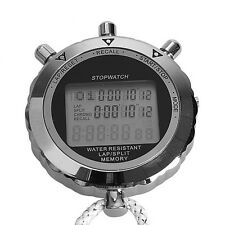 Digital Sports Counter Stopwatch Timer Stop Watch Timing for Athlete Gym Workout