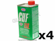 BMW Power Steering Hydraulic System Fluid Synthetic Oil CHF 11S 4 Liters OEM