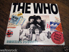 THE WHO ~ AMAZING JOURNEY ~ 2 x CD ~ INTERSCOPE 2002 from AMSTERDAM 1969~ EX++