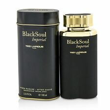 Ted Lapidus Black Soul Imperial After Shave Spray 100ml/3.33oz