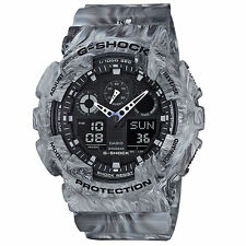 NEW Casio G-Shock Men's Chronograph Quartz Watch - GA-100MM-8A