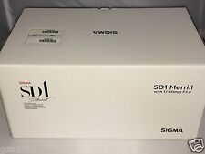 Brand new!! Sigma SD1 Merrill 17-50mm F2.8 EX DC OS HSM Lens Kit Japan EMS