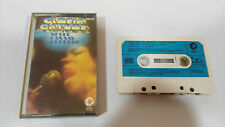 GLORIA GAYNOR NEVER CAN SAY GOODBYE CINTA TAPE CASSETTE SPANISH ED PAPER LABELS