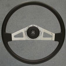 New 18 Inch VIP26 Chrome and Rubber Steering Wheel for, Western Star and Marmon