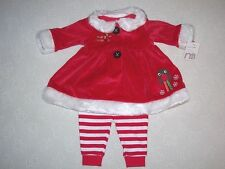 Mothercare✿Weihnachts Outfit °Robin°✿Tunika/Dress+Leggings✿50/56✿England✿NEU