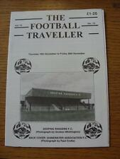 18/11/1999 The Football Traveller Magazine: Vol 13 No.15 - Deeping Rangers [Cove