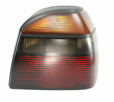 VW GOLF MK3 GTI GTI 16V VR6 REAR RIGHT LAMP LIGHT SMOKED HELLA 1E0945112