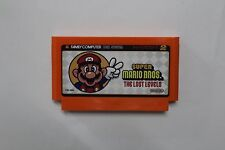 Famicom-Famiclone Super Mario The Lost Levels 60 pin 8 Bit Video game