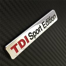 NEW TDI SPORT EDITION Badge emblem For VW Golf GT Passat Caddy Bora Eos Polo