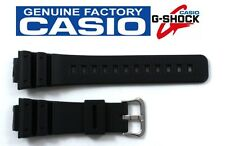 CASIO G-6900 G-Shock 16mm Original Black Rubber Watch BAND Strap GW-6900