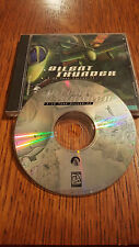 SILENT THUNDER: A-10 TANK KILLER II CD-ROM COMPUTER GAME COMPLETE GOOD CONDITION