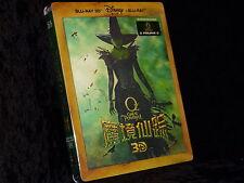Disney Die fantastische Welt von Oz / The Great and Powerful Steelbook - Blufans