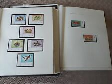 Kiribati Stamp Collection MNH & FU In 2 Albums 1979 - 1989