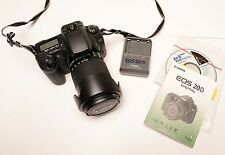 Canon (DS126061) EOS 20D 8.2 MP Digital Camera W/18-135mm Lens NICE!!!
