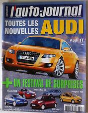 ►L'AUTO-JOURNAL du 12/2004; Les nouvelles Audi/ Golf Plus/ C1/ 107/ Mercedes ML