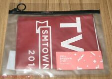 TVXQ! TOHOSHINKI 2014 SMTOWN SM TOWN LIVE OFFICIAL GOODS SLOGAN TOWEL NEW