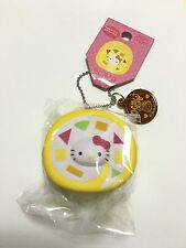 RARE Sanrio Original Hello Kitty Sweets Squishy Roll Cake