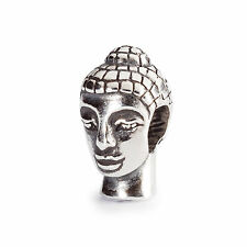 AUTHENTIC TROLLBEADS HEAD OF BUDDHA 11186 TESTA DI BUDDHA