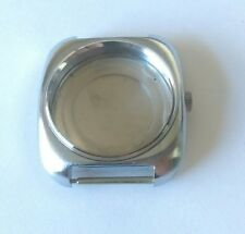 ETA 2788 Stainless Steel Watch Case & Back Glass,Crowns  Swiss Made