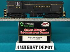 9536 Atlas HO  H16-44 Lackawanna DCC Locomotive  NIB