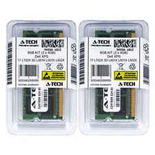 8GB KIT 2 x 4GB Dell XPS 17 L702X 3D L401X L501X L502X L701X L702X Ram Memory