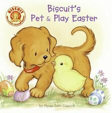 Biscuit's Pet & Play Easter, Capucilli, Alyssa Satin, Good Book