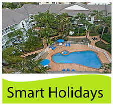 Gold Coast Accommodation Holiday Resort 5 Nights 4 People $525 Discount Voucher