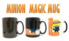Despicable Me You Are One In A Minion Colour Changing MAGIC Coffee Mug