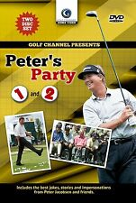 Golf Channel Presents Peter's Party 1 &2  Best Jokes, Stories, Impersonations