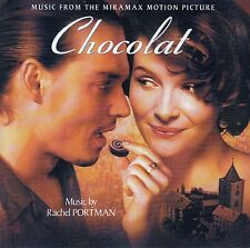 CHOCOLAT - MUSIC FROM THE MIRAMAX MOTION PICTURE - MUSIC BY RACHEL PORTMAN / CD