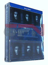B| Game of Thrones: Sixth Complete Season 6 (Blu-ray Disc, 2016) Brand New!
