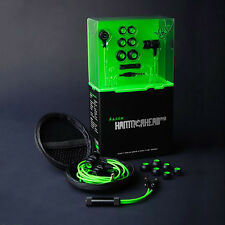Razer Hammerhead Pro Gaming In-ear Expert Headphones Earphones with Mic New
